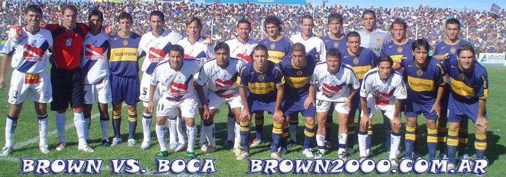 Boca en Puerto Madryn