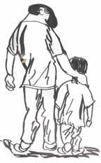 GRAND FATHER & GRAND SON