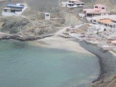 Playa El Inca