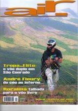 Ultima Edição da Revista Airmag  - matéria completa sobre homologação das rampas em Roraima