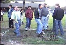 1 de  junio EL PARO 2007