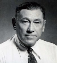 Erich Huzenlaub circa 1954