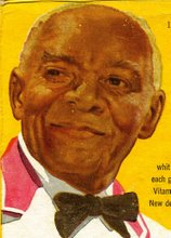 "Frank Brown is ""Uncle Ben"""