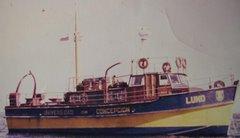 """""""L/C LUND""""...Nuestra Primera Embarcación"""