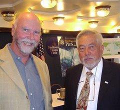 Craig Venter & Ariel Gallardo
