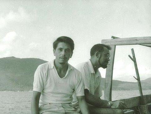 Ariel Gallardo en Vietnam