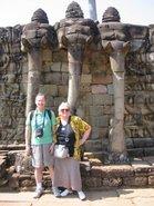 Angkorban Lehellel 2004-ben
