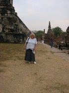 Ayuthaya (Thaiföld) 2004