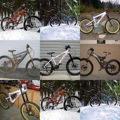 His Bikes