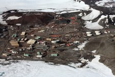 Mcmurdo Station Antarctica