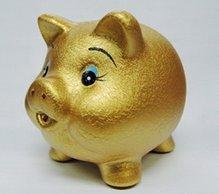 Golden Piglet