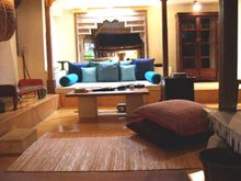 The Living Room: