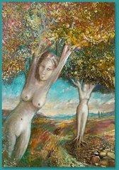 """""""Femme trees"""""""