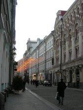La rue Stoleshnikov - Moscou