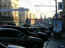 La rue Tverskaïa