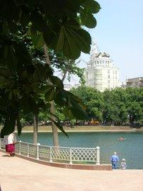 L'étang des Patriarches - Moscou