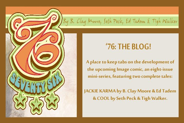 The '76 Blog