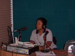Estudio Radio Fe y Alegría El Tigre: Anagel Rosas