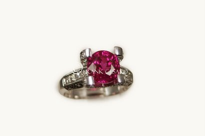 Spinel and Diamonds