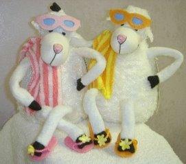 We're Wooly.....