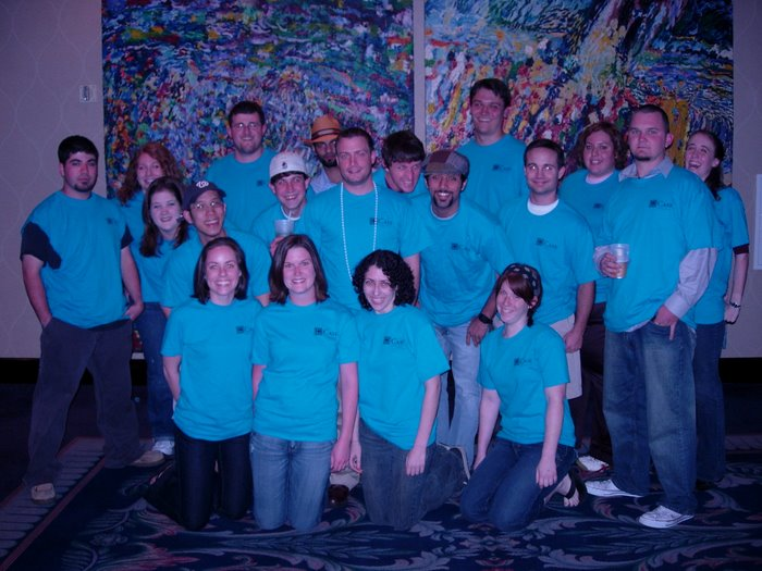 2006 Case New Orleans Volunteers