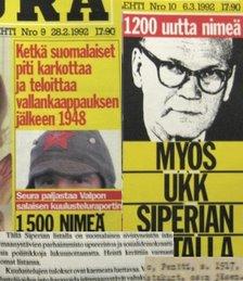 Seura 9 ja 10 vuonna 1992