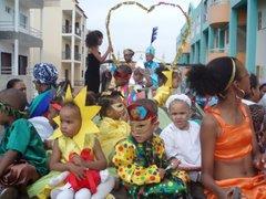 Carnaval na Turminha da Mónica