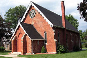 Church of the Redeemer, Highgate, Ontario