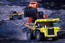 Mining in Tanah Putih Pit
