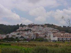 Vista da vila de Odeceixe