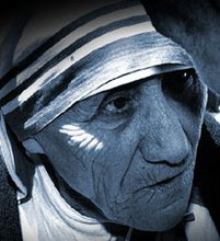 "Mother Teresa""s good advice"