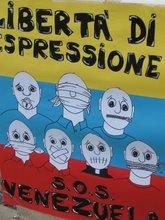 EN ITALIA TAMBIEN GRITAN LIBERTAD.