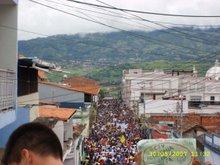 San Cristobal, Venezuela.