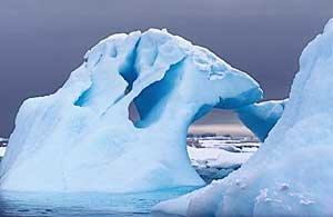 Calentamiento global en nuestro país.