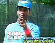 This blog approved by Fred McGriff