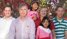 Pam Rodriquez & Family