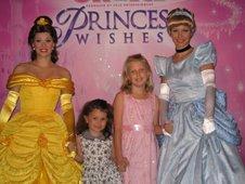 Princess Peyton & Carson Hall