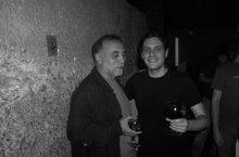 Pepe Saez y Carlos Saez
