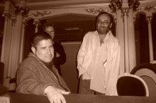 Antonio Yeste y José A. García