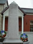 Town of Exeter Cenotaph