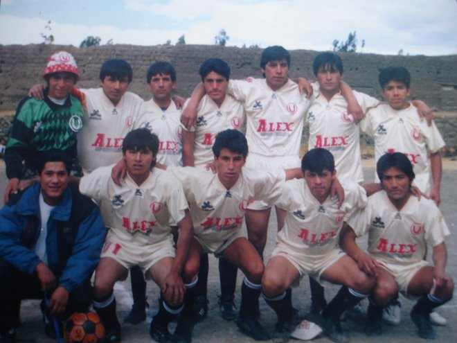 LA U DE CHIQUIAN DESDE 1984