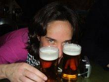 Entre birras se está a gusto
