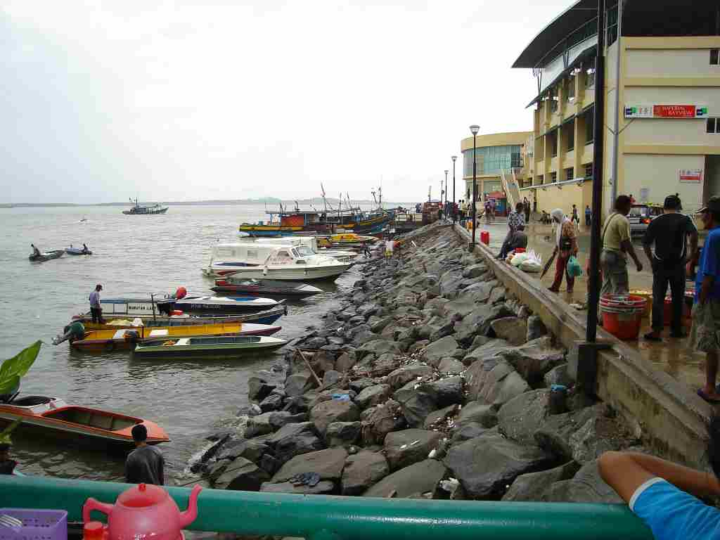 Sandakan Jetty