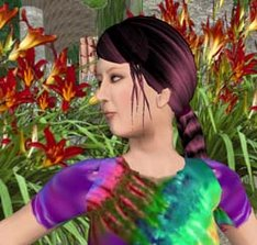 My Second LIfe Avatar