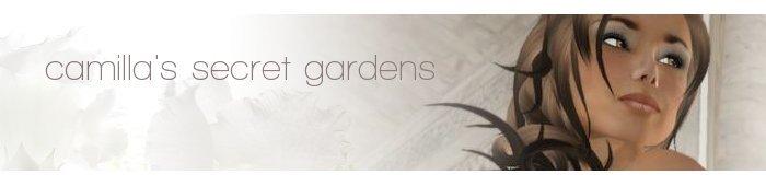 camilla's secret gardens