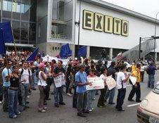 Desde Exito hasta el Distribuidor el Trigal (30-05-07)