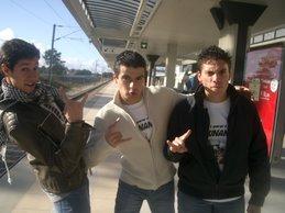 Rui, João e Ricardo