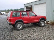 1995 cherokee sport