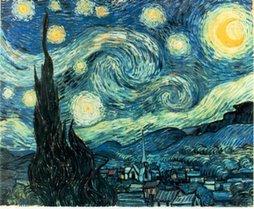 """""""Notte Stellata"""" Vincent Van Gogh"""