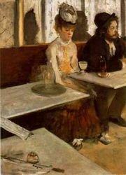 """Edgar Degas """"L'assenzio"""""""